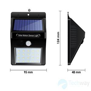 Đèn năng lượng mặt trời MT 20 ip 10