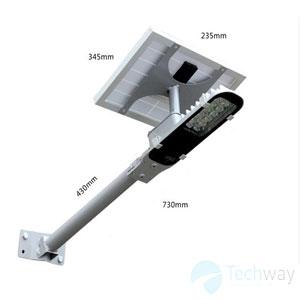 Đèn Led năng lượng mặt trời MTC-01