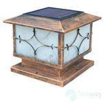 Đèn trụ cổng năng lượng mặt trời MTT-01