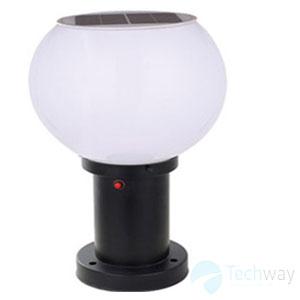 Đèn trụ cổng năng lượng mặt trời MTT-03