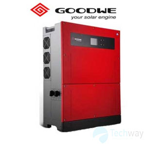 Bộ hòa lưới điện mặt trời GW9000-DT