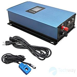 Bộ hòa lưới điện mặt trời Sun-2000G2-LCD ( 2000w )