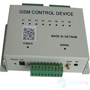 Thiết bị điều khiển từ xa qua sim Smart Control GSM