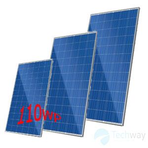 tấm pin năng lượng mặt trời 110w ( poly )