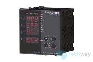 Đồng hồ đa năng Socomec Multis