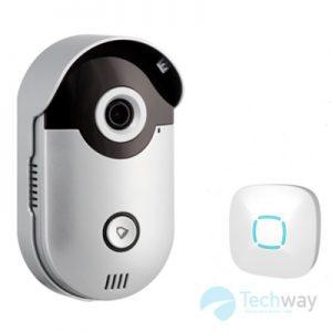 Chuông Hình Cobell HD WiFi Doorbell