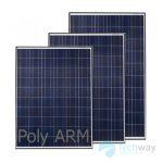 Pin măt trời ARM poly