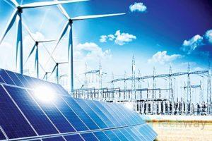 Năng lượng tái tạo 2019