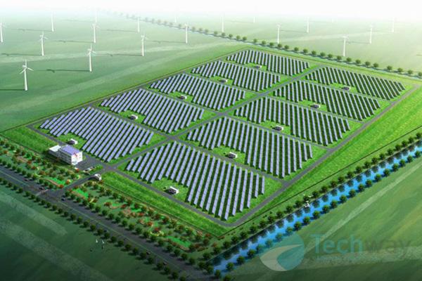 Thị phần điện mặt trời toàn cầu