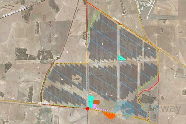 Trang trại năng lượng mặt trời Pallamana