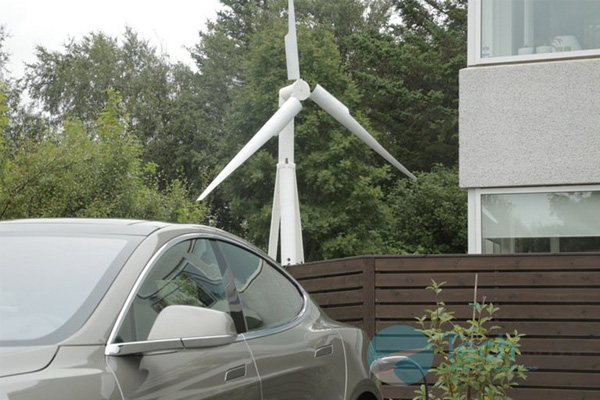 Ảnh điện gió 2