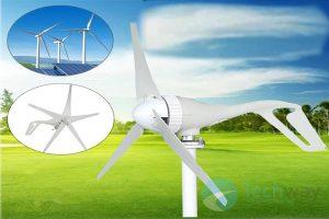 Thiết bị điện gió mini 1