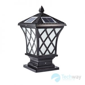 Đèn trụ cổng MTT 10
