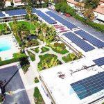 giải pháp điện năng lượng mặt trời cho khách sạn