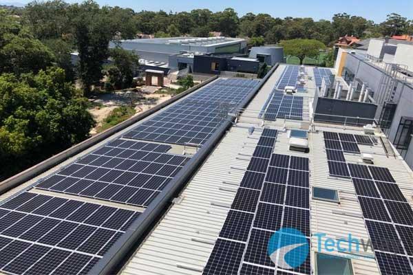 Việt Nam đang phát triển mạnh năng lượng tái tạo