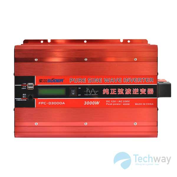 kích điện sin chuẩn FPC-D3000B