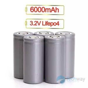 Pin lithium 6AH