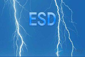 ESD tĩnh điện